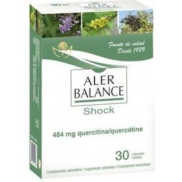 Bioserum Alerbalance Shock 30 Caps