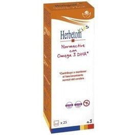 Bioserum Herbetom Kids Normactive 250 Ml