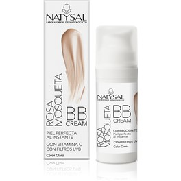 Natysal Bb Cream Rosa Mosqueta Airless 30 Ml