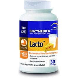 Enzymedica Lacto 30 Vcaps