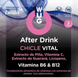 WUG After Drink Chicle Vital 25 sobres x 3 uds