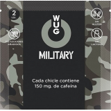 WUG Military Chicle Energetico 1 sobre x 2 uds