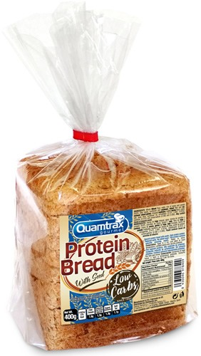 Quamtrax Gourmet Protein Bread 400 gr