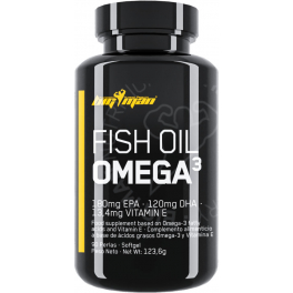 BigMan Fish Oil Omega 3 90 caps