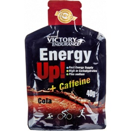 Victory Endurance Energy Up! + Cafeina Gel 1 gel x 40 gr