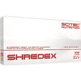 Scitec Nutrition Shredex 108 caps