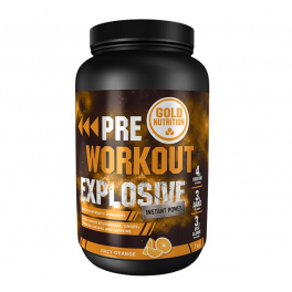 Gold Nutrition Pre Workout Explosive 1 kg