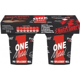 Nutrisport One Meal Pack 2 tarrinas x 290 gr