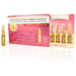 Dhyvana Beauty Bosster Antipollution Urban Shield 7 Ampoll