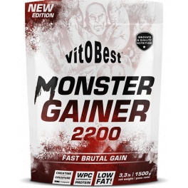 VitOBest Monster Gainer 2200 1,5 kg