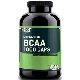 Optimum Nutrition BCAA 1000 - 400 caps