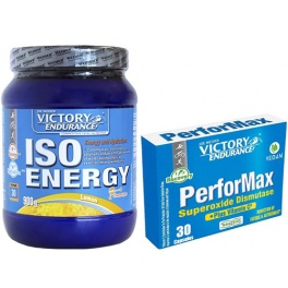 Pack Victory Endurance Iso Energy (Isotonico) 900 gr + PerforMax 30 caps
