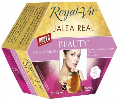 Dietisa Royal Vit Jalea Real Beauty 20 viales x 10 ml