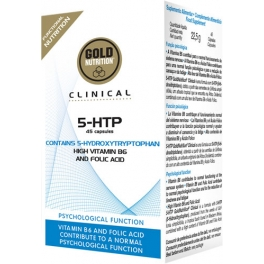 Gold Nutrition Clinical 5-HTP 45 caps