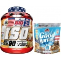 Pack BIG ISO 90% CFM Whey Isolate 1,8 Kg + Max Protein Harina de Avena Good Morning Edicion Limitada Bulevip 500 gr