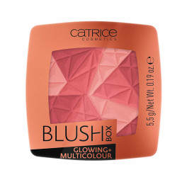 Catrice Blush Box Glowing+multicolour 020-it's Wine O'clock 55 Gr Mujer
