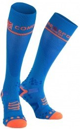 Compressport Calcetines Full Socks V2.1 Azul