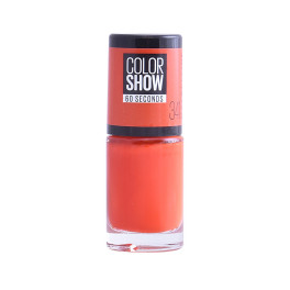 Maybelline Color Show Nail 60 Seconds 341-orange Attack Mujer