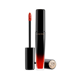 Lancome L'absolu Lacquer Lipstick 515-be Happy 8 Ml Mujer