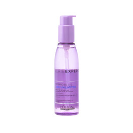 L'oreal Expert Professionnel Liss Unlimited Shine Perfection Blow Dry Oil 125 Ml Unisex