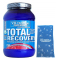 Pack Victory Endurance Total Recovery 1250 gr + Braga de Cuello Azul