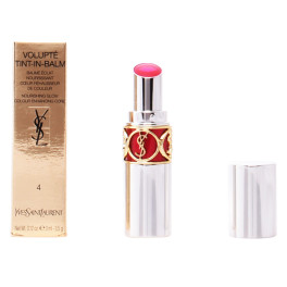 Yves Saint Laurent Baume Volupté Tint In Balm 04-desire Me Pink 35 Gr Mujer