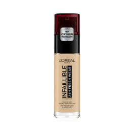 L'oreal Infaillible 24h Fresh Wear Foundation 100-linen 30 Ml Mujer
