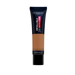 L'oreal Infaillible 24h Matte Cover Foundation 330-hazelnut Mujer