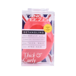 Tangle Teezer Thick & Curly Salsa Red 1 Piezas Unisex