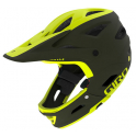 Giro Casco Switchblade MIPS 2019 Verde Mate Amarillo