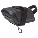 - Blackburn Small Grid - Bolsa Sillin Pequeña Negro Reflectante