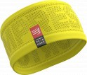 Compressport Cinta HeadBand On/Off Ultraligero Amarillo