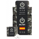 WUG Military Chicle Energetico 25 sobres x 2 uds
