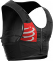 Compressport Chaleco UltRun S Pack Negro