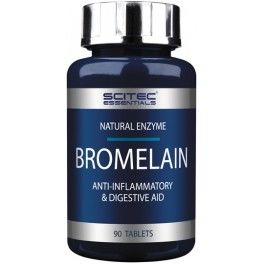 Scitec Essentials Bromelain 90 caps