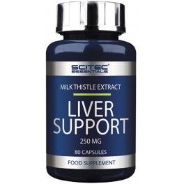 Scitec Essentials Liver Support 80 caps
