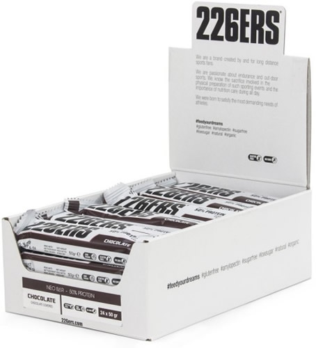 226ERS Neo Bar 50% Protein 12 barritas x 50 gr