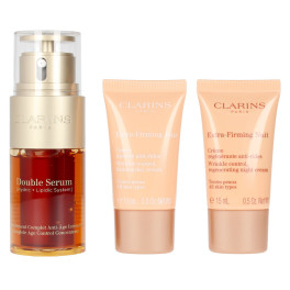 Clarins Double Serum & Extra-firming Lote 3 Piezas Mujer
