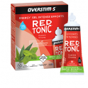 Overstims Red Tonic Sprint Air Liquide 10 geles x 30 gr