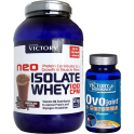 Pack Victory Neo Isolate Whey 100 CFM 2 Kg + Ovo Joint + Curcuma - cuidado Articulaciones 30 caps