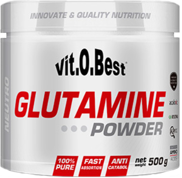 VitOBest Glutamina Powder 500 gr