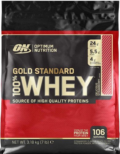 Optimum Nutrition 100% Whey Gold Standard 7 Lbs (3.18 Kg)