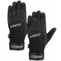 Chiba Guantes Strongman Gripper Gloves - Negro