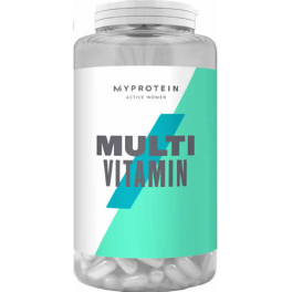 MyProtein - Multivitaminico Active Women Active Woman 120 tabs