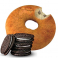 Mr. Yummy Bagel Rosquilla con Black Cookie 1 rosquilla x 60 gr