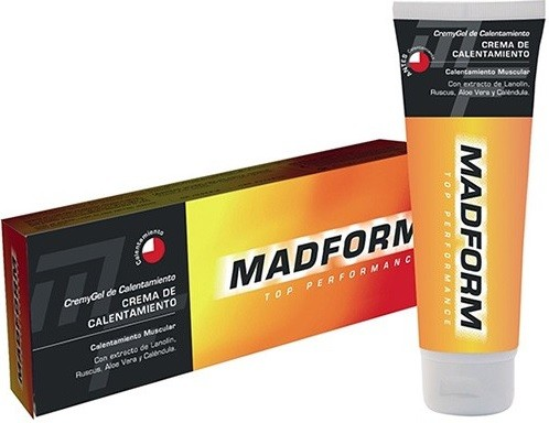 Madform Gel de Calentamiento 120 ml