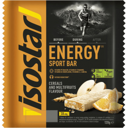 Isostar Barritas High Energy 3 barritas x 40 gr
