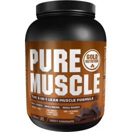 Gold Nutrition Pure Muscle 1,5 kg