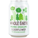 Whole Earth Bio Sauco - Bebida Carbonatada 330 ml