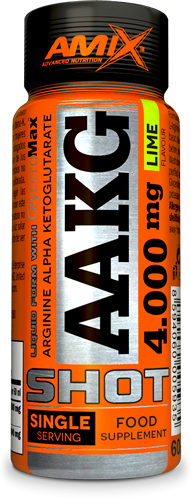 Amix AAKG 4000mg Shot 1 vial x 60 ml
